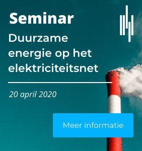 Duurzame energie op het elektriciteitsnet