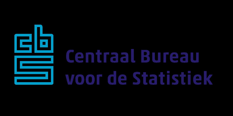Logo CBS Centraal Bureau voor de Statistiek